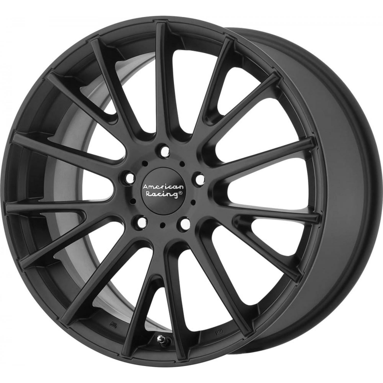 American Racing Ar904 Satin Black Wheel vzn101593