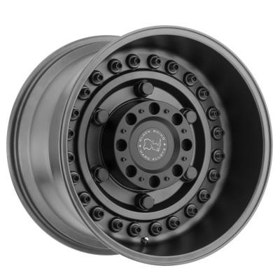 Black Rhino Armory Gun Black Wheel (18