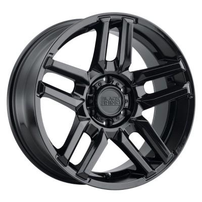 Black Rhino Mesa Gloss Black Wheel (17