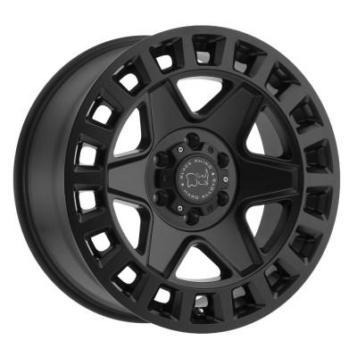 "Black Rhino York Matte Gunmetal (18"" x 8"", +35 Offset, 5x110 Bolt Pattern, 72.1 mm Hub) vzn107235"