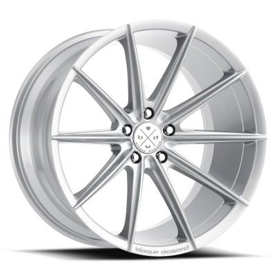 Blaque Diamond Bd-11 Gloss Silver Wheel vzn102339