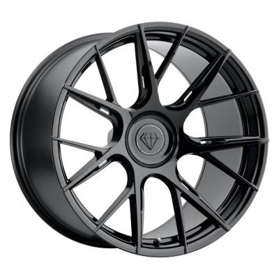 Blaque Diamond Bd-F18 Gloss Black Wheel vzn102359
