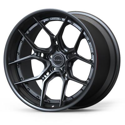 Brixton CM5-R Targa Series 3-Piece Forged Wheel vzn100473
