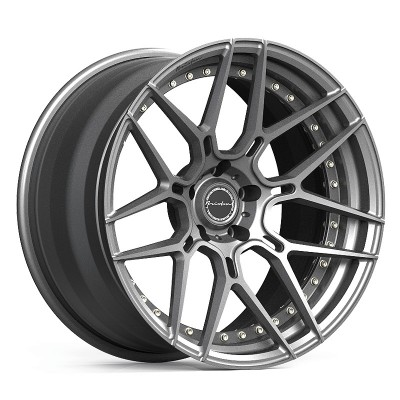 Brixton CM8 Duo Series 2-Piece Forged Wheel vzn100514