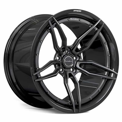 Brixton PF2 Carbon+ 2-Piece Forged Wheel vzn100536