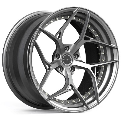 Brixton PF5 Duo Series 2-Piece Forged Wheel vzn100481