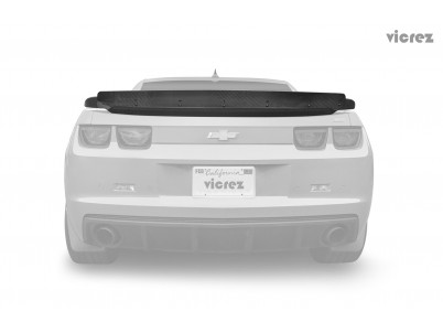 2010-2013 Camaro Carbon Fiber ZL1 Wicker Bill Rear Wing Spoiler vzn100296
