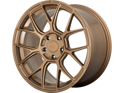 Motegi Racing Mr147 Cm7 Matte Bronze Wheel vzn101967