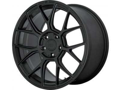 Motegi Racing Mr147 Cm7 Satin Black Wheel vzn101968