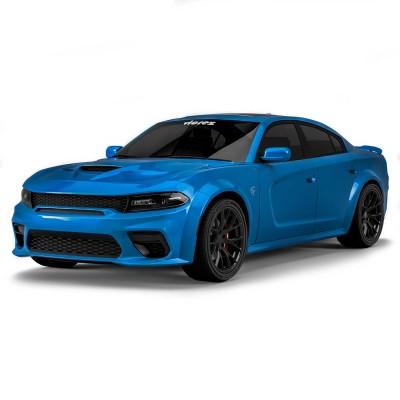 Vicrez 2020 Widebody Kit SRT Hellcat Style vz102199 | Dodge Charger 2015-2021