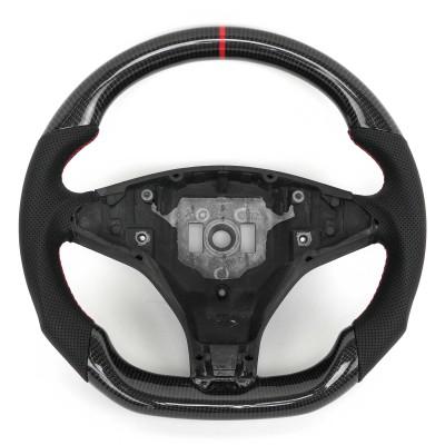 Vicrez Carbon Fiber OEM Steering Wheel vz102062| Tesla Model S | Model X 2012-2020