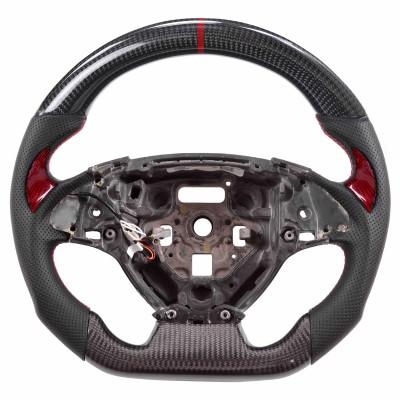 Vicrez Carbon Fiber OEM Steering Wheel vz102114 | Chevrolet Corvette C7 2014-2019