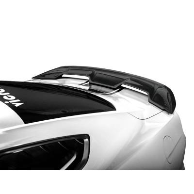 Vicrez Carbon Fiber Rear Wing Spoiler GT500 Style vz102133 | Ford Mustang 2015-2020