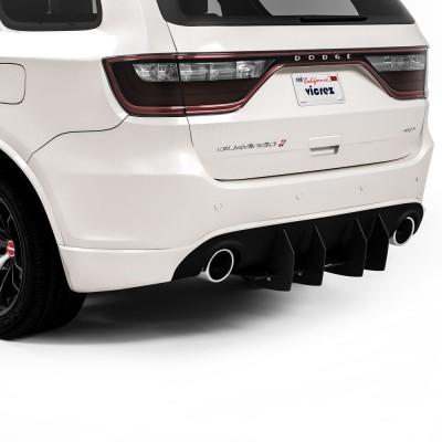 Vicrez Centa VR2 Rear Diffuser vz102307 | Dodge Durango 2014-2021