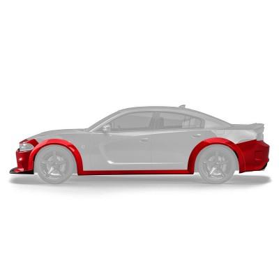 Vicrez Demon Full Complete Wide Body Kit vz102117 | Dodge Charger 2015-2020