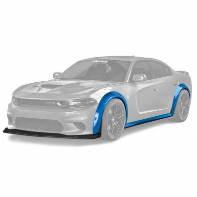 Vicrez Demon Full Wide body Fenders + Sides + Lip vz102192| Dodge Charger 2015-2021
