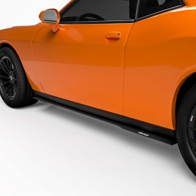 Vicrez VZ Style Side Skirt Splitter vz100662 | Dodge Challenger 2015-2020