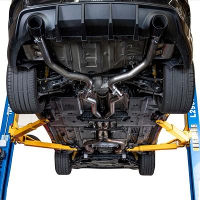 Vicrez EXG Cat-Back Exhaust System vzp100107 | Dodge Charger SRT 392 V8 6.4L 2015-2021