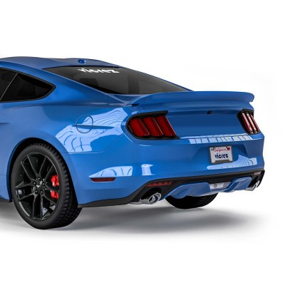 Vicrez GT350 Track Pack Rear Wing Trunk Spoiler vz101867 | Ford Mustang 2015-2020