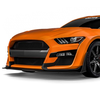 Vicrez GT500 Style Front Bumper Cover vz101816 | Ford Mustang 2015-2017