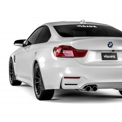Vicrez Mud Flaps Front & Rear Set vz101807 | BMW M4 F82 F83/ M3 F80 2014-2019