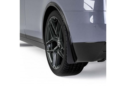 Vicrez Mud Flaps Rear Set vz101806 | Tesla Model X 2015-2020