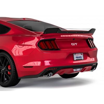 Vicrez V3R Wicker Bill Add-On vz101850| Ford Mustang Track Pack/ GT350 2015-2020