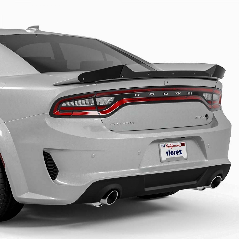 Vicrez Wicker Bill V1R vz102309   Dodge Charger 2015-2021