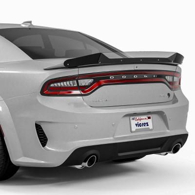 Vicrez Wicker Bill V1R vz102309 | Dodge Charger 2015-2021