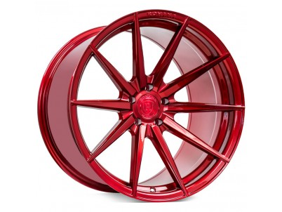 Rohana RFX1 Gloss Red Wheel Rim vzn100208