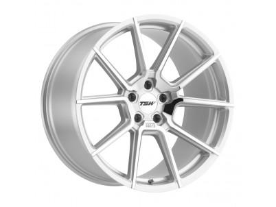 TSW Chrono Silver with Mirror Cut Face Wheel vzn100608