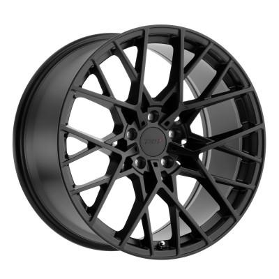 "TSW Sebring Matte Black (19"" x 8.5"", +30 Offset, 5x114.3 Bolt Pattern, 76.1 mm Hub) vzn114168"
