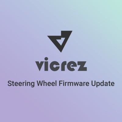 Vicrez Steering Wheel Smart LED Display Firmware vz102400 [Download] | Jeep Grand Cherokee Trackhawk/SRT/SRT8