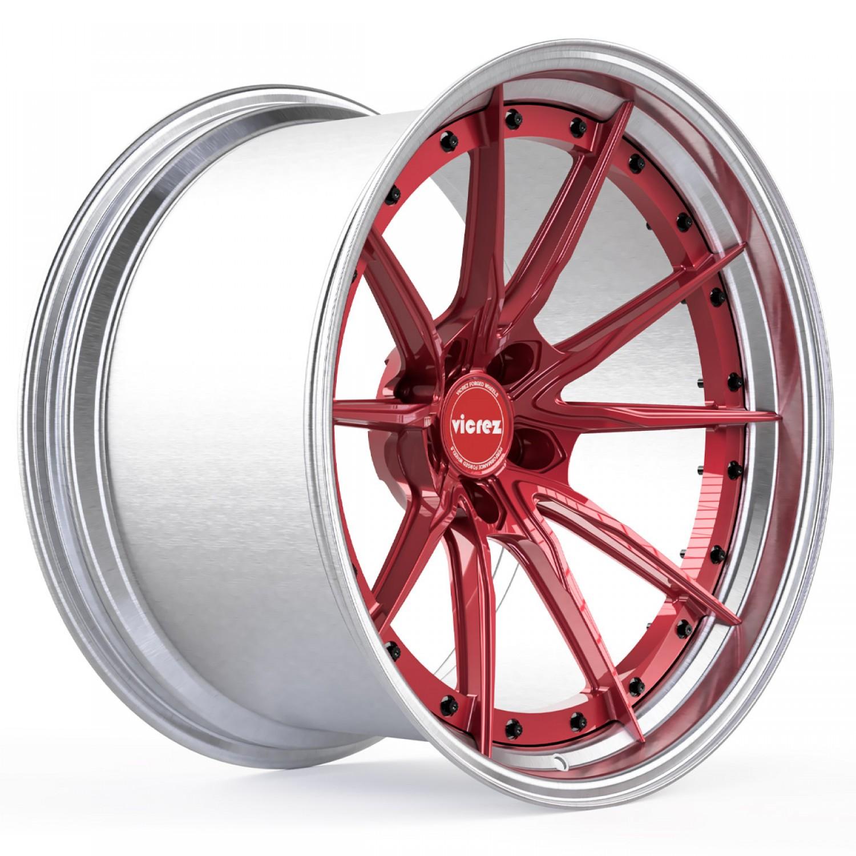 Vicrez VSF 2-Piece Forged Wheel vzw1011