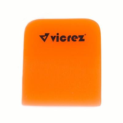 Vicrez Vinyl Mini PPF Squeegee Orange vzt159