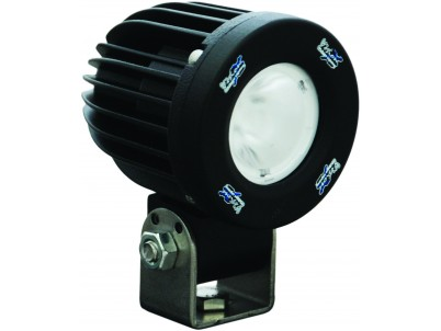 "Vision X Lighting  2"" SOLSTICE SOLO PRIME BLACK 10W LED 20° NARROW 4009882"