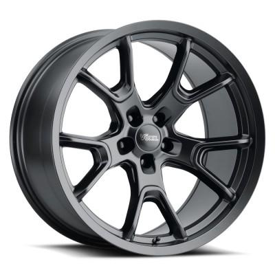 50th Anniversary Edition Matte Black Wheel (20