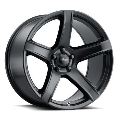 Hellcat 2 Matte Black Wheel (20