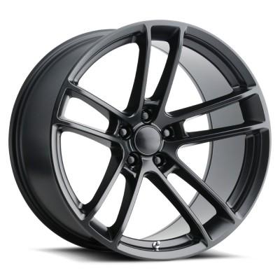 Hellcat Widebody 2 Matte Black Wheel (20