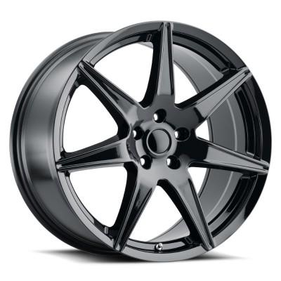 Mustang GT500 Gloss Black Wheel (19