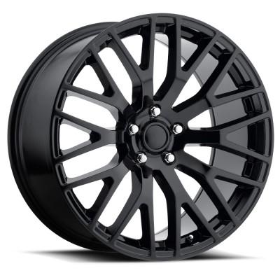 Mustang Performance Gloss Black Wheel (19