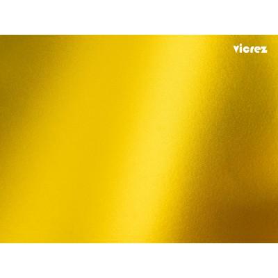 Vicrez Vinyl Car Wrap Film vzv10131 Matte Yellow Gold
