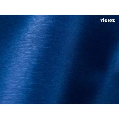 Vicrez Vinyl Car Wrap Film vzv10172 Brushed Blue Navy Aluminum