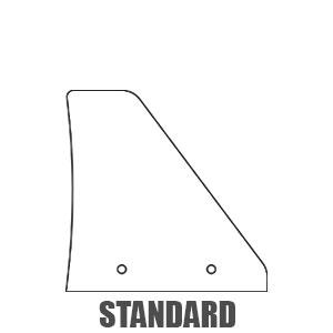 Vicrez Front Splitter Standard Winglets