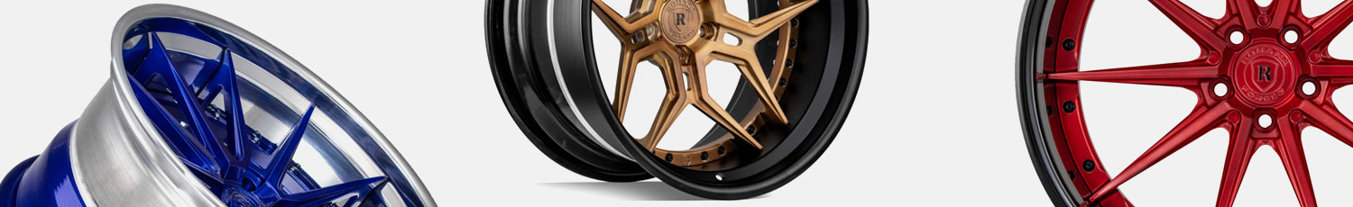 Rohana Forged Wheels at Vicrez.com