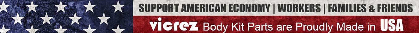 Vicrez Body Kits Made in USA - Vicrez.com